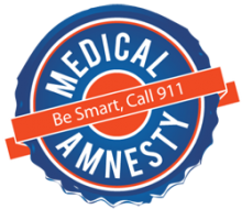 2013 Medical Amnesty Policy Logo