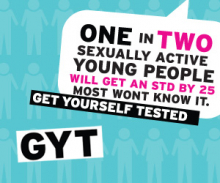 Gyt get yourself tested student health care center college of talking to a health care provider about stds and testing solutioingenieria Choice Image