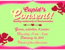 Cupid's Consent Event 2014